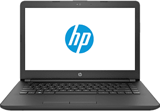 HP 14-bs071ng, Notebook mit 14 Zoll Display, Celeron® Prozessor, 8 GB RAM, 256 GB SSD, HD Graphics 400, Schwarz