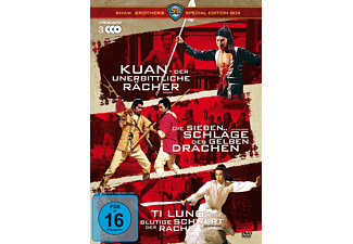 Shaw Brothers Special Edition Box1 - (DVD)
