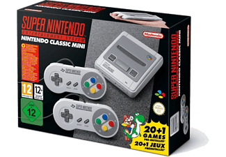 NINTENDO Mini SNES - Super Nintendo Classic Edition