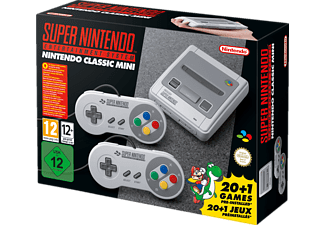 NINTENDO Nintendo Classic Mini: Super Nintendo Entertainment System