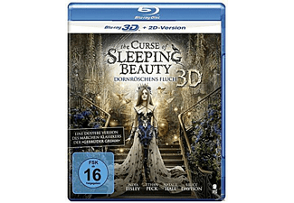 The Curse Of Sleeping Beauty - Dornröschens Fluch - (3D Blu-ray (+2D))
