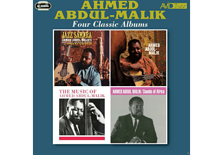 Ahmed Abdul-malik - Four Classic Albums - (CD)