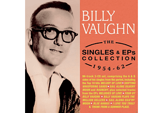 Billy Vaughn - The Singles & EPs Collection 1954-62 - (CD)