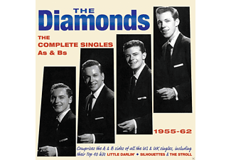 The Diamonds - The Complete Singles As & Bs 1955-62 - (CD)