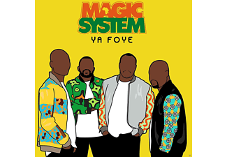 Magic System - YA FOYE - (CD)