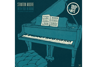 Stanton Moore - With You In Mind (180 Gr.Black LP+MP3) - (LP + Download)