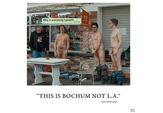 Die Shitlers - This Is Bochum,Not L.A.(Special Deluxe Fanbox) - (LP + Download)