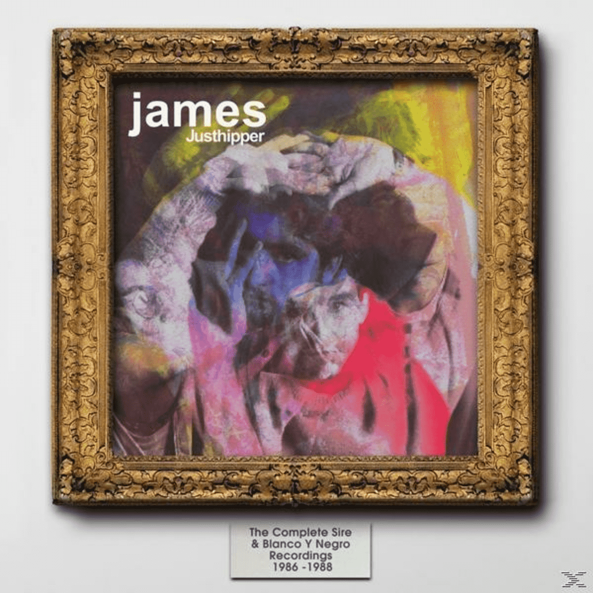 James - Justhipper-Complete Sire+Blanco Y Negro Recordings - (CD)