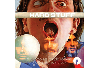 Hard Stuff - The Complete Purple Records Anthology 1971-1973 - (CD)