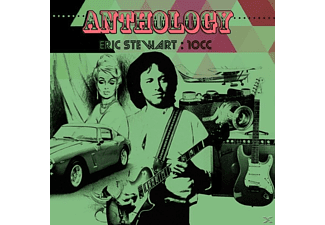 Eric Stewart - Anthology (2CD Deluxe Edition) - (CD)