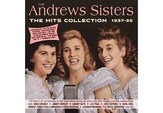 The Andrews Sisters - The Hits Collection 1937-55 - (CD)