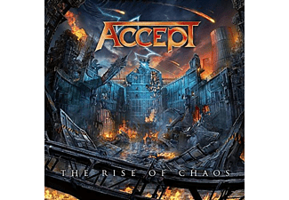 Accept - The Rise Of Chaos - (CD)