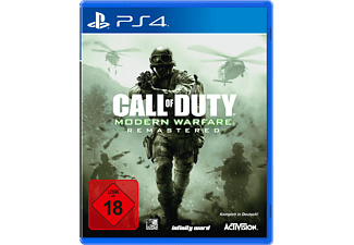 Call of Duty: Modern Warfare - Remastered - PlayStation 4