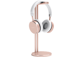 SATECHI Slim Aluminium Headphone Stand – Rose Gold