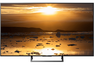 "TV SONY KD65XE7005BAEP 65"" EDGE LED Smart 4K"