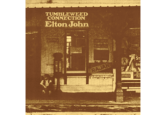 Elton John - Tumbleweed Connection (Remastered 2017) - (Vinyl)