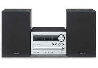 PANASONIC Micromuzieksysteem Bluetooth DAB+ CD FM (SC-PM250BEGS)