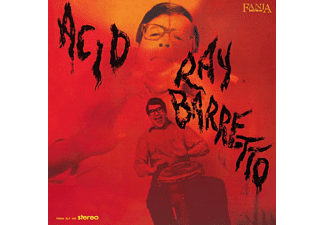 Ray Barretto - Acid - (CD)