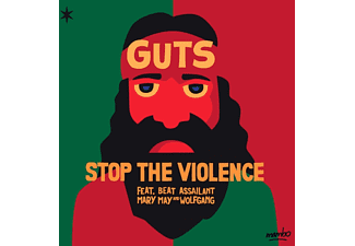 The Guts - Stop The Violence EP (Double Vinyl/+Poster) - (Vinyl)