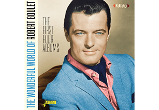 Robert Goulet - The Wonderful World Of Robert Goulet - (CD)