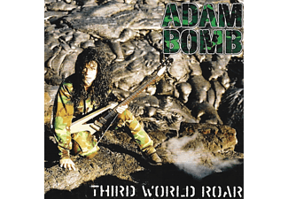 Adam Bomb - Third World Roar - (CD)