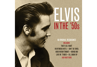 Elvis Presley - Elvis In The 50's - (CD)