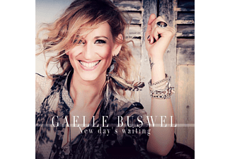 Gaelle Buswel - New Day's Waiting - (CD)