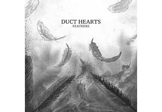 Duct Hearts - Feathers - (Vinyl)