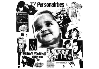 Television Personalities - Mummy You're Not Watching Me - (LP + Download)