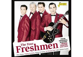 The Four Freshmen - Four Original Albums - (CD)