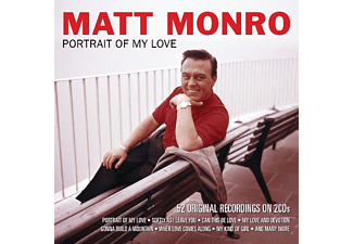 Matt Monro - Portait Of My Love - (CD)