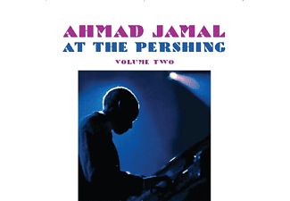 Ahamd Jamal - At The Pershing 2 - (CD)