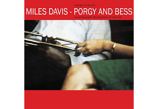 Miles Davis - Porgy & Bess - (CD)
