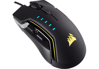 CORSAIR Souris gaming Glaive RGB - Aluminium (CH-9302111)