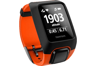 TOMTOM Adventurer GPS-outdoorklocka - Orange