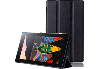 LENOVO TAB3 7 E Folio Case and Film - Svart