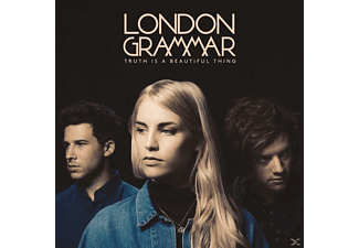 London Grammar - Truth Is A Beautiful Thing (Single LP) - (Vinyl)