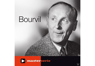 Bourviil - Master Serie CD