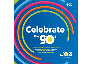 JOE - Celebrate the 90's CD