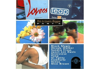 VARIOUS - Lovers Leap - (CD)