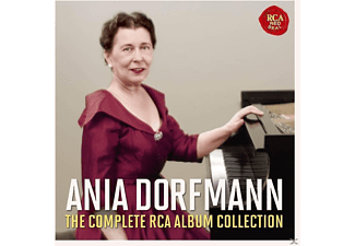 VARIOUS, Ania Dorfmann - Ania Dorfmann-The Complete RCA Victor Recordings - (CD)