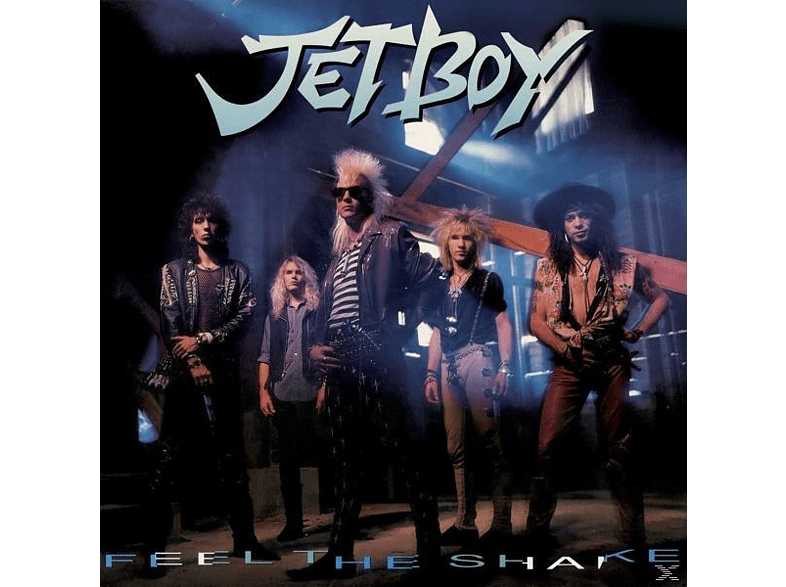Jetboy - Feel The Shake (Lim.Collector's Edition) [CD]