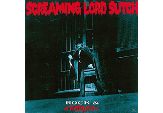 Screaming Lord Sutch - Rock And Horror - (Vinyl)