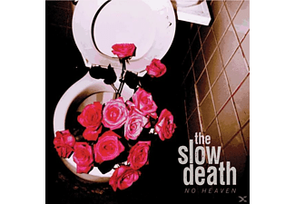 The Slow Death - No Heaven - (Vinyl)