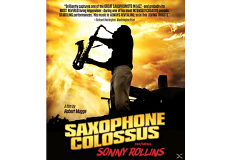Sonny Rollins - Saxophone Colossus (BluRay) - (Blu-ray)