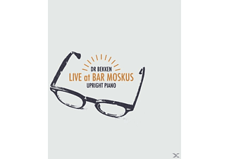 DR. BEKKEN - Upright Piano-Live at Bar Moskus - (CD)