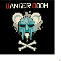 Danger Doom - The Mouse & The Mask (Official Metalface Version) [CD]