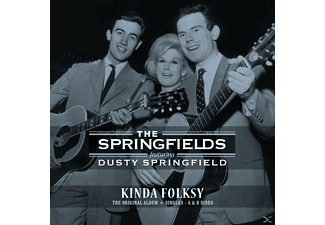 The Springfields - Kinda Folksy - (Vinyl)