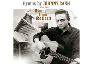 Johnny Cash - Hymns/Hymns From The Heart - (Vinyl)