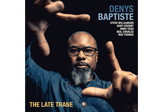 Denys Baptiste, VARIOUS - The Late Train - (CD)